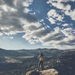 Cielo de la Sierra de Guadarrama