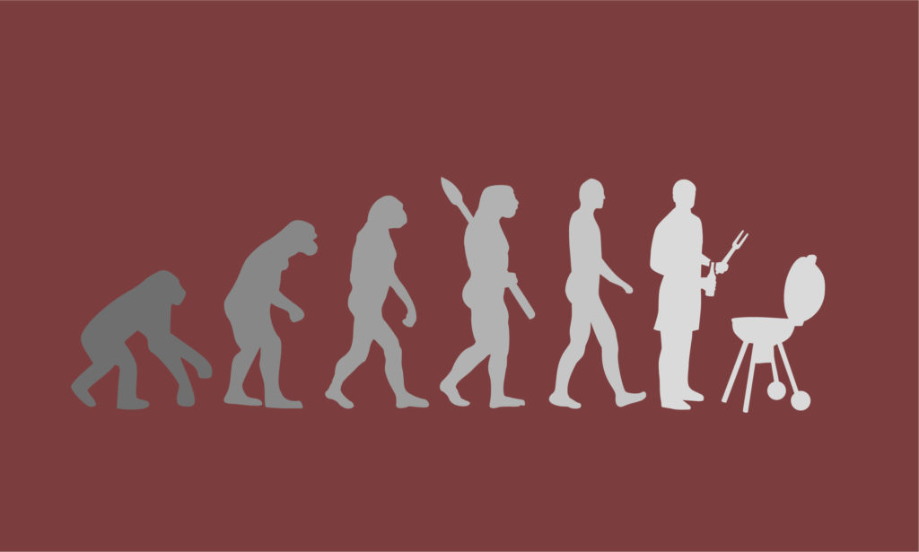 Evolución del consumo de carne