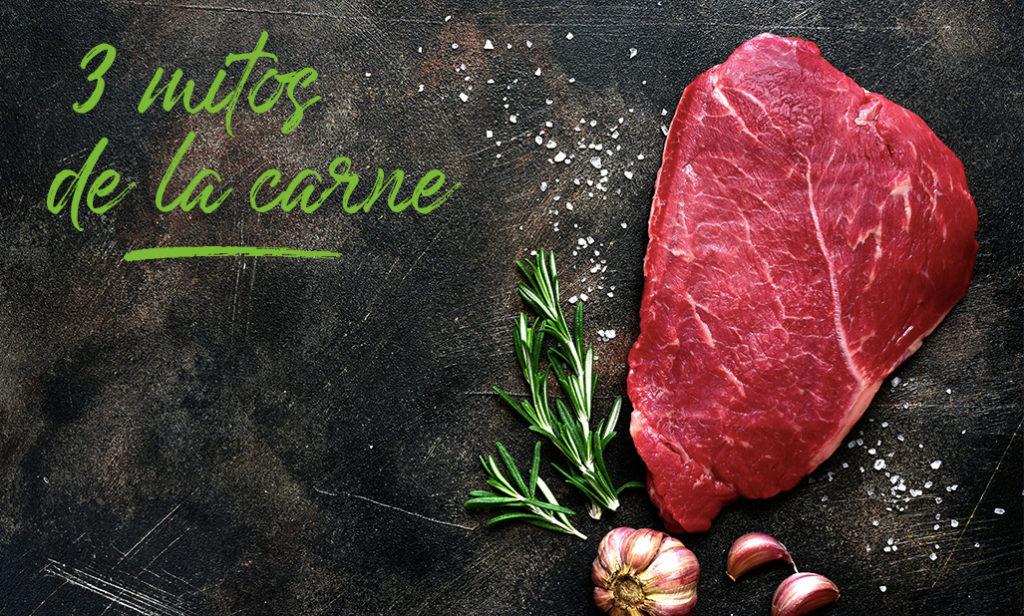 Mitos de la carne